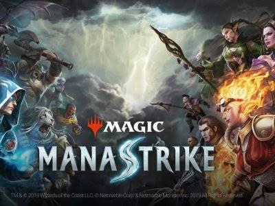 Netmarble Ungkap Detail Mobile Game Terbaru 'Magic: Manastrike'