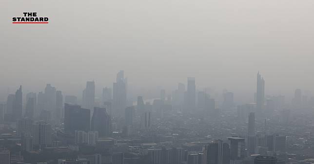 PM2.5 กทม. พุ่งติดอันดับ 7 ของโลก พบเกินค่ามาตรฐาน 58 พื้นที่