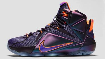 官方新聞 / Nike 籃球發表 LEBRON 12 INSTINCT 配色