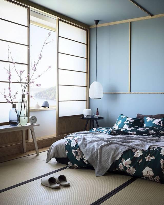 8 Inspirasi Dekorasi Kamar Minimalis Ala Jepang Yang Super Kawaii