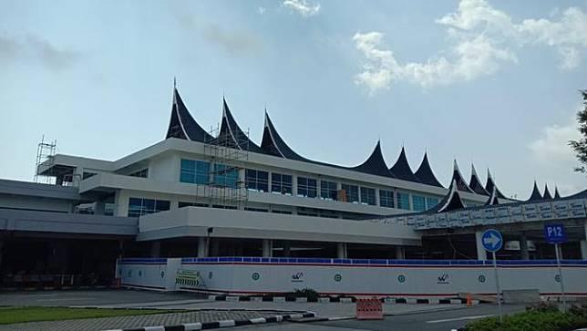Bandara Minangkabau di Padang. Dok AP 2