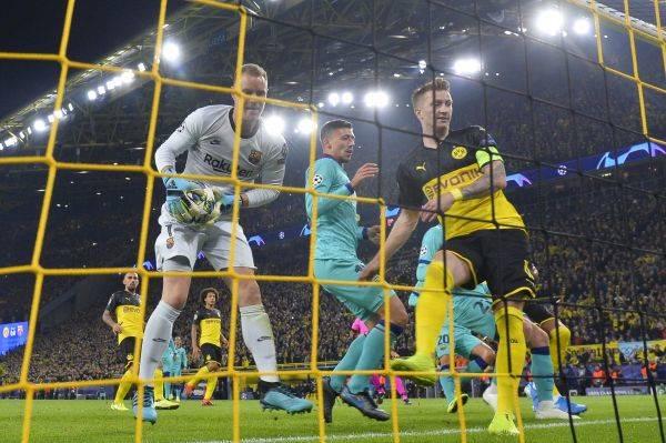 Reus Gagal Penalti Dortmund dan Barcelona Imbang Tanpa Gol