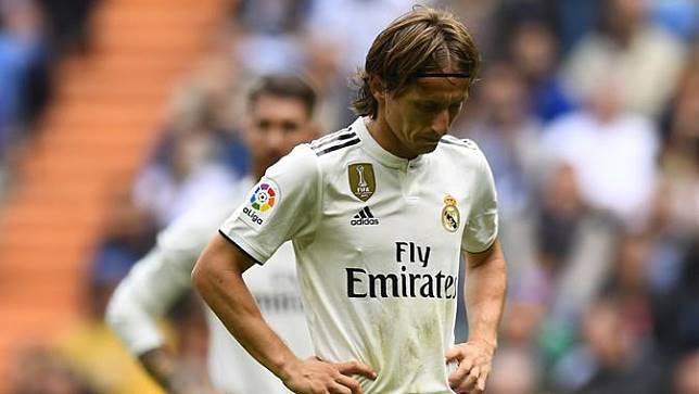 Modric Menambah Panjang Daftar Cedera di Real Madrid
