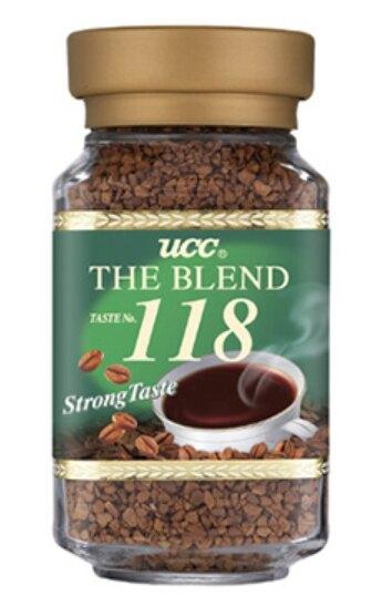 金時代書香咖啡 UCC 日本 118 精緻即溶咖啡 100g UC-118