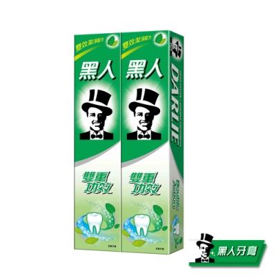 DA雙效潔淨微粒全方位清潔牙齒清涼薄荷、讓口氣更清新含氟配方,強化琺瑯質