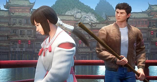 《莎木3》銷量慘遭滑鐵盧,曾經的劃時代指標大作成粉絲向遊戲