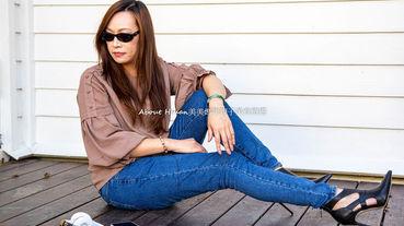 Gairaugus尖頭高跟短靴。秋冬適合帶有率性女人味的高跟鞋