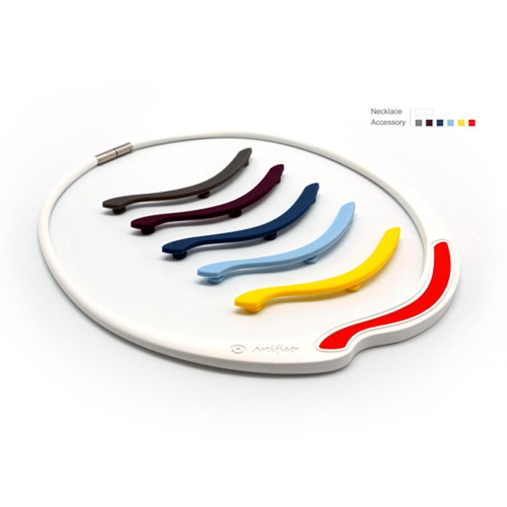 Artificer的Motion項鍊將幫助您身,心, 性達到完美協調,使您在生活中集中精力,勇敢向目標邁進。 商品簡介: 多種顏色的配件組合,滿足您不同的搭配需求。無論在日常工作或運動休閒用,隨時掌握