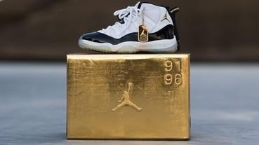 2015 杜拜 Sole DXB 球鞋大會 現場最貴的 20 雙球鞋!