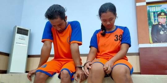 Pelaku pembunuhan guru SMP di Jombang. ©2020 Merdeka.com