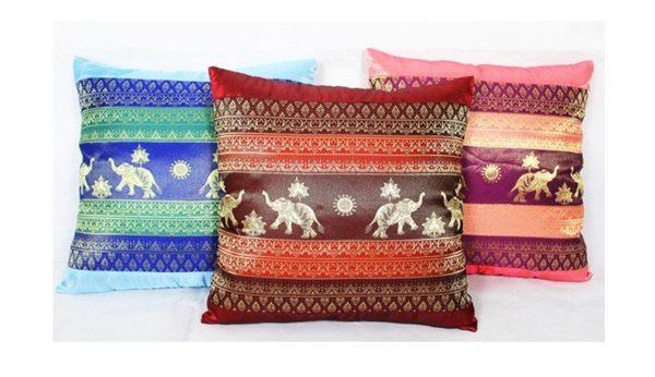 泰式風情 布藝 沙發 抱枕 小象個