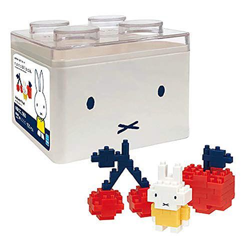 《 Nano Block 迷你積木 》NBCC-060 米菲兔 秋季水果╭★ JOYBUS玩具百貨