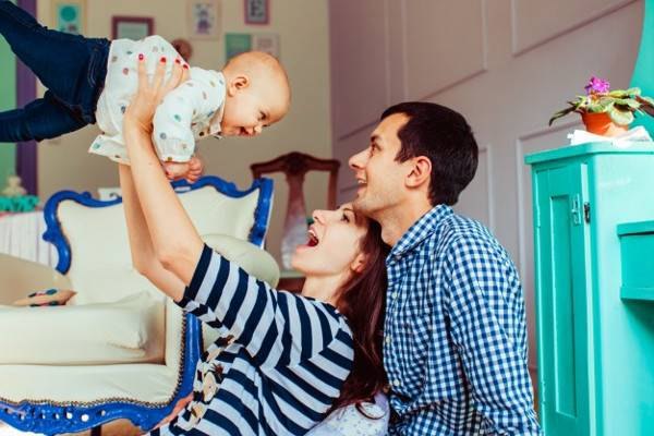 Nama Anak bisa Pengaruhi Kreativitas & Percaya Dirinya