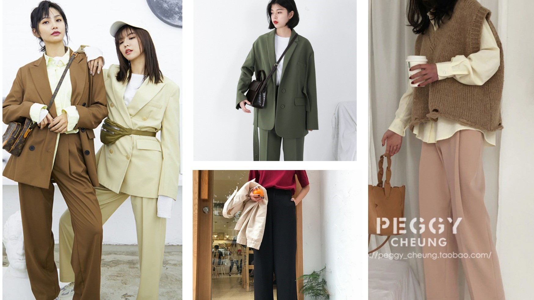 時髦【西裝褲】穿搭對決:摩登套裝派VS街頭休閒派,你選哪一派