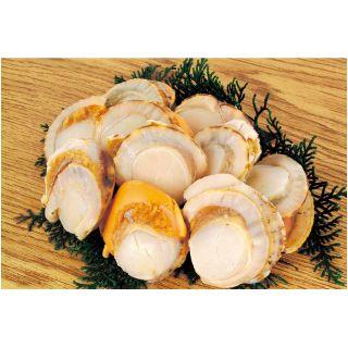 原料原産地:北海道 ボイルベビーほたて生食用