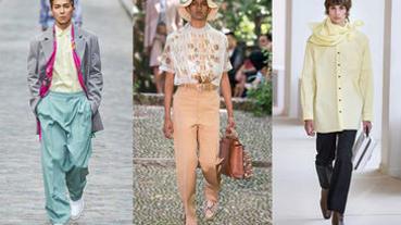 大牌品牌都在「2020巴黎男裝週」了?明年流行趨勢:來自「溫柔線條」的逆襲!