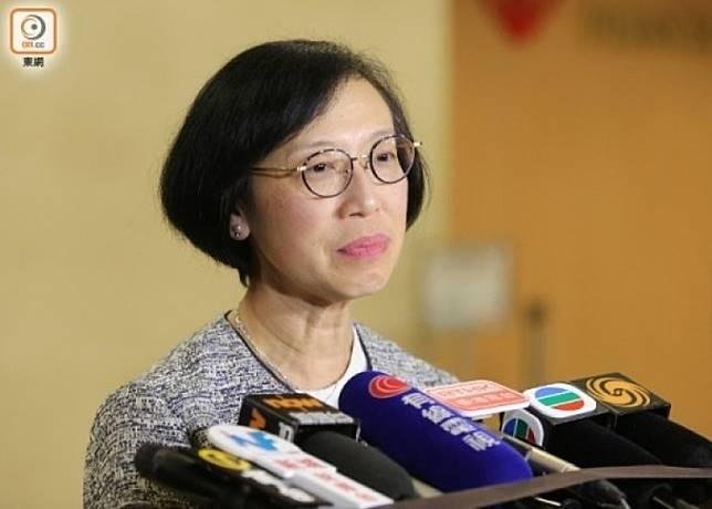 陳肇始表示,當局正商討及了解瑞德西韋進行測試的情況。