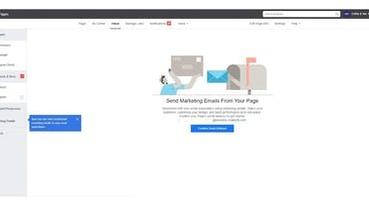 臉書悄悄推出電子報行銷工具,提供廣告投放以外的新選擇