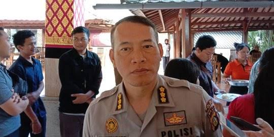 Kabid Humas Polda Bali Kombes Pol Hengky Widjaja. ©2019 Merdeka.com/kadafi