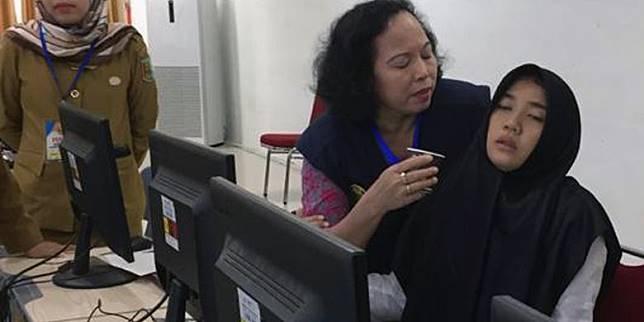 Cerita Yesti, Peserta CPNS di Pesawaran Lampung Melahirkan Saat Ikut Tes SKD