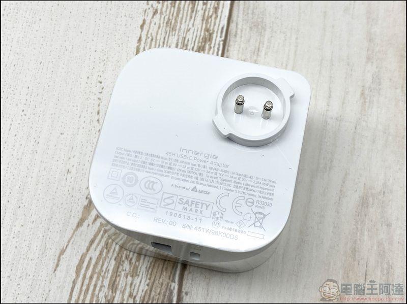 Innergie 45H USB-C Power Adapter萬用充電器 - 4