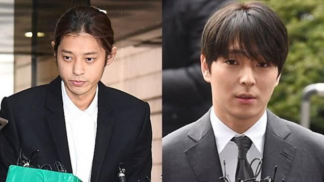 Jung Joon Young dan Choi Jong Hoon