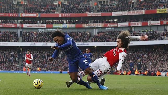 Willian Tinggalkan Chelsea Menuju Tottenham Hotspur Musim Depan