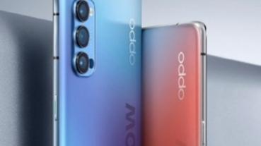 OPPO證實將推出Reno 4系列手機,預計採用S765G處理器