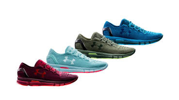 新聞分享 / Under Armour SpeedForm Slingshot 'Monochromatic Pack'