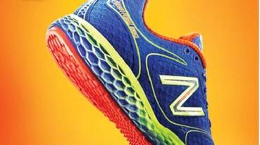 官方新聞 / New Balance 980 輕量跑鞋系列