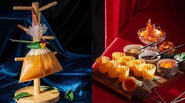 信義區約會餐廳+1!南洋風時髦餐酒館Chope Chope Eatery必點菜色公布~「肉骨茶變調酒、恐龍爬上美祿甜點,太可愛!」