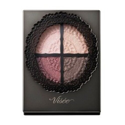 Visee晶緞光漾眼影盒003(4.7g)