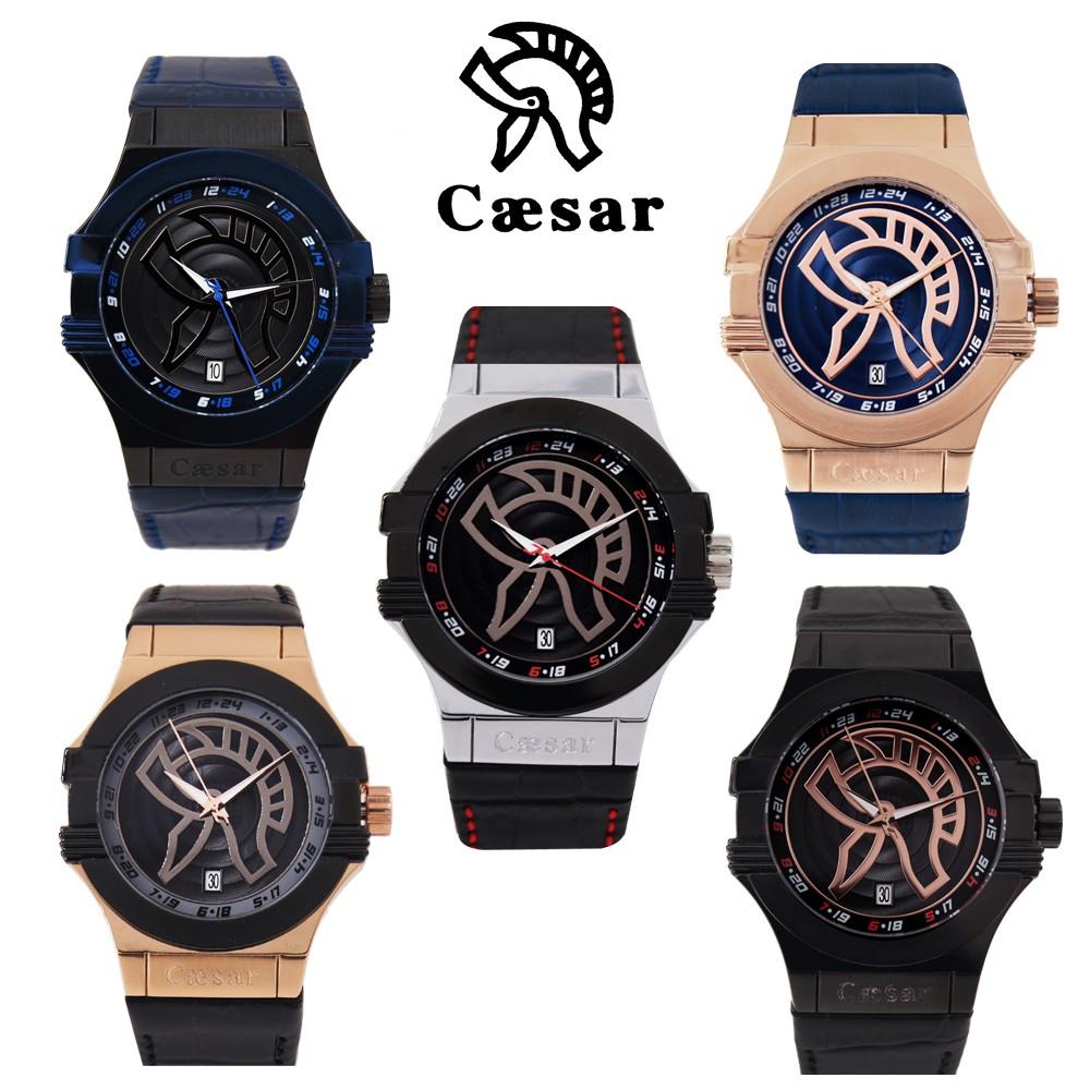 基本資料 品牌:Caesar 型號:CA-1018 機芯:石英機芯 錶帶:皮錶帶 錶殼:精密合金錶殼 鏡面:強化玻璃鏡面 規格 錶殼:4.3cm(直徑) x1cm(厚度) 鏡面:3.1cm(直徑) 防水:30米