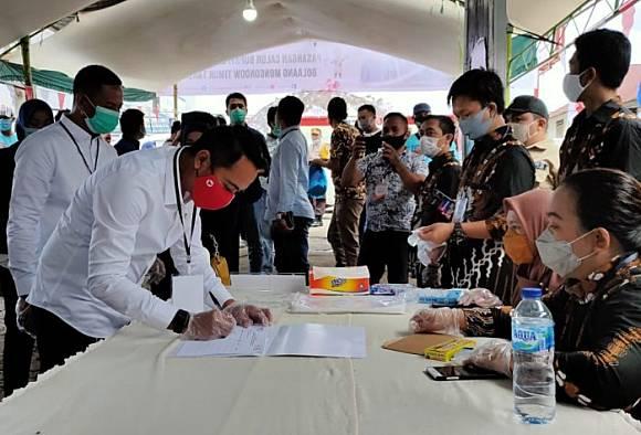 Kpu Terima Pendaftaran Ssm Oppo Manado Post Line Today