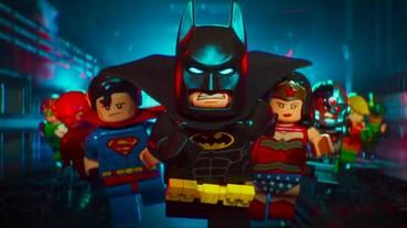 私生活全曝光!《樂高蝙蝠俠電影》一窺蝙蝠俠私生活 私下竟然超內向?