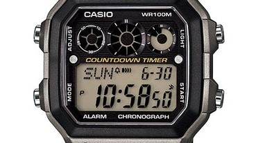 2019最新電子錶推薦:CASIO卡西歐、JAGA捷卡、TIMEX天美時