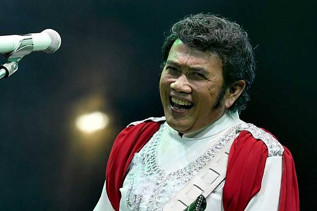 Terkait Nyanyi di Bogor, Rhoma Irama Sebut Pemerintah Daerah Bertanggungjawab