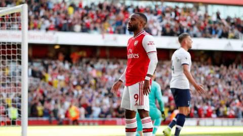 Arsenal Tanpa Lacazette Selama September ini