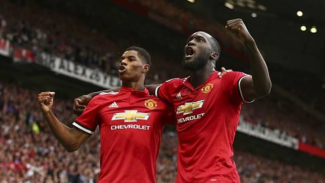 Pemain Tercepat di Manchester United Menurut Romelu Lukaku
