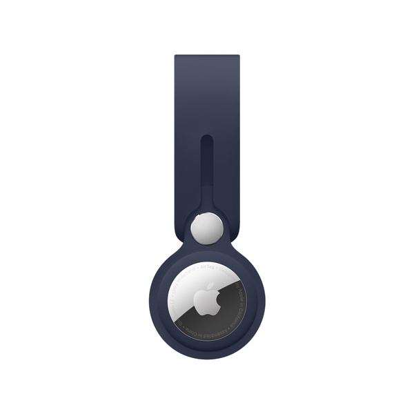 AirTag 掛環 - 海軍深藍色