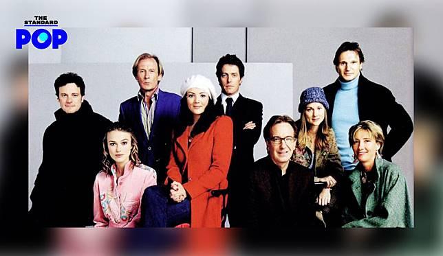 14 พฤศจิกายน 2003 –  Love Actually หนังรักอบอุ่นระดับตำนาน ที่มาพร้อมเทศกาลคริสต์มาส