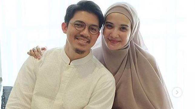 Irwansyah dan Zaskia Sungkar. (Instagram)