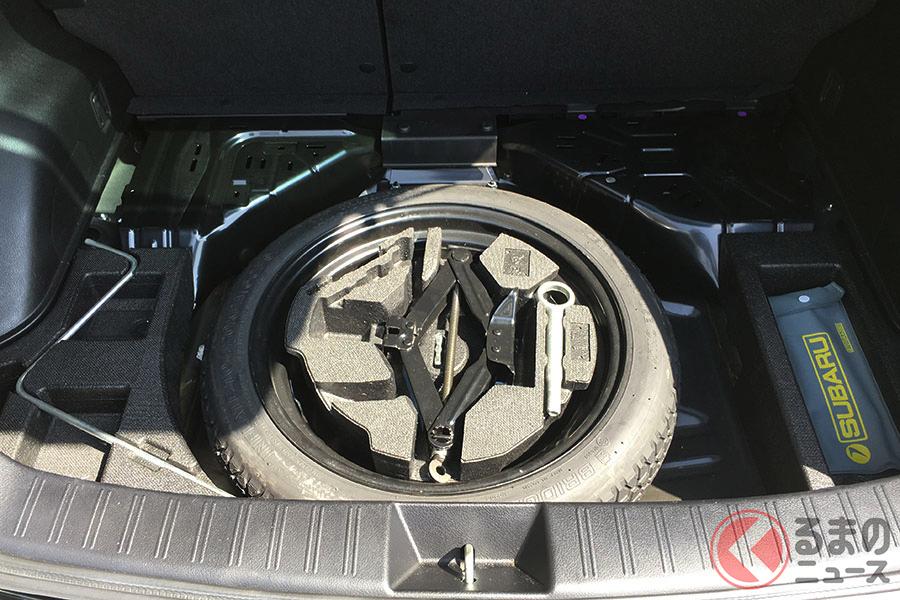 タイヤ が パンク した 時