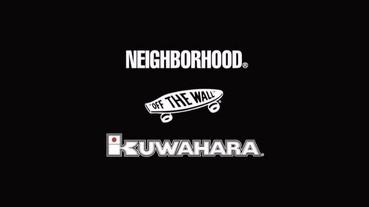 NEIGHBORHOOD x Vault by Vans x Kuwahara 打造完整的 BMX 主題系列