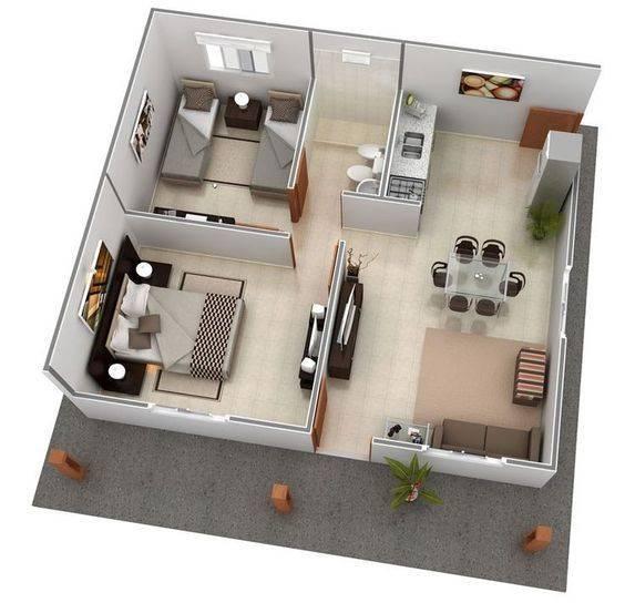 Desain Rumah Minimalis Yang Islami  inspirasi desain rumah minimalis untuk pengantin baru