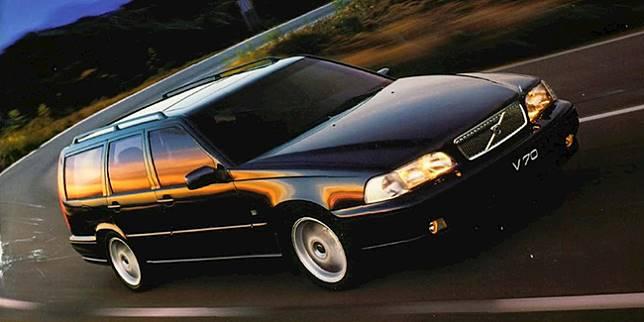 Mobil wagon Volvo V70 (Veikl.com)