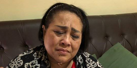 Nunung dan Suami ditangkap kasus Narkoba. ©Istimewa