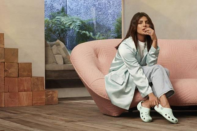 How Post Malone, Priyanka Chopra, Balenciaga made Crocs cool - and business is booming