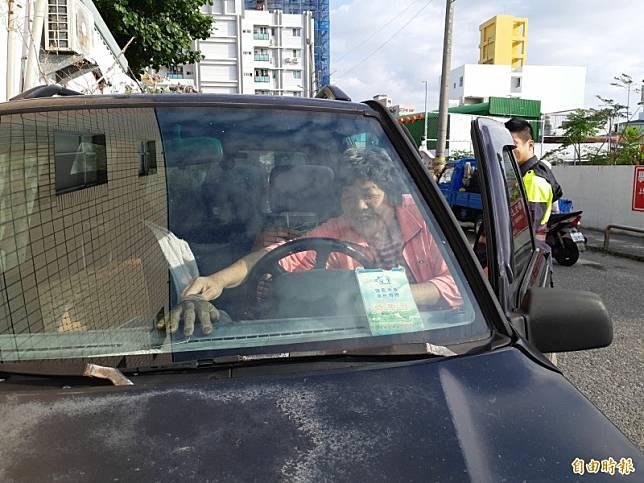 台東1小學門口車內驚見「斷掌」!警消火速趕到…