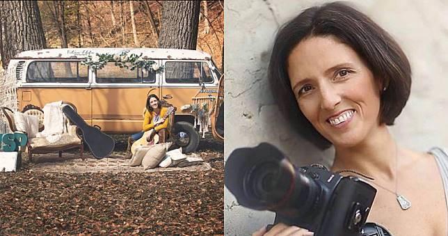 屁孩推33公斤重木頭落懸崖 直砸女攝影師傷重身亡